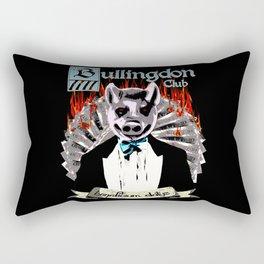 the Bullingdon Club Rectangular Pillow