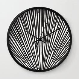 Sunrays Wall Clock
