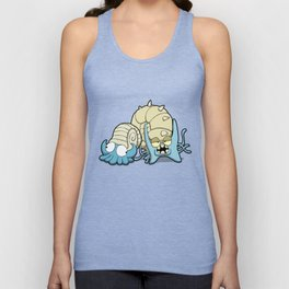 Pokémon - Number 138 and 139 Unisex Tank Top