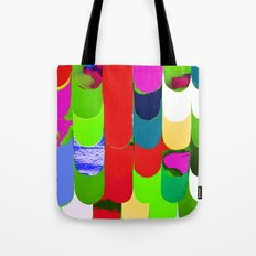 abstract art, pattern, print Tote Bag