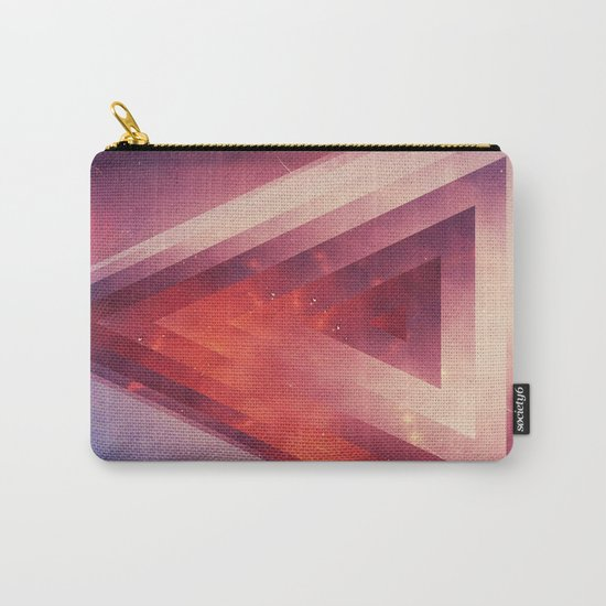 Triangled Too Carry-All Pouch