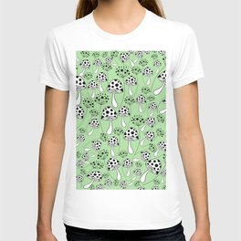 Mushroom 3 T-shirt