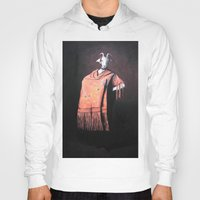 spanish Hoodies featuring Spanish Goat by MollyK