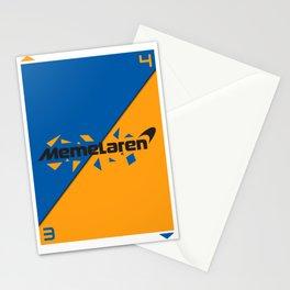 Memelaren Formula 1 Stationery Cards