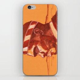 """""""Channel Orange"""" by Cap Blackard iPhone Skin"""