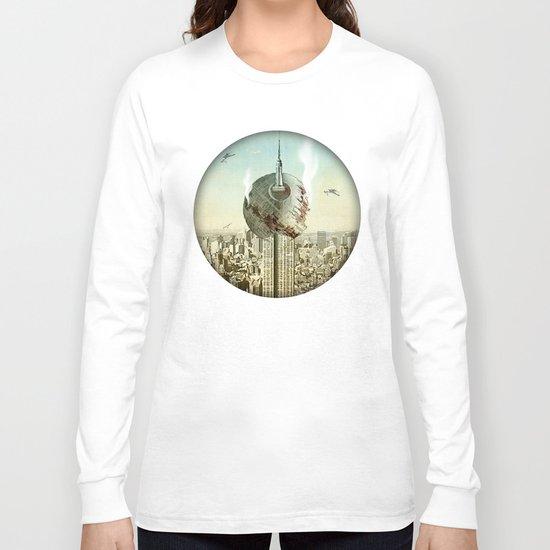 impaled on the empire Long Sleeve T-shirt