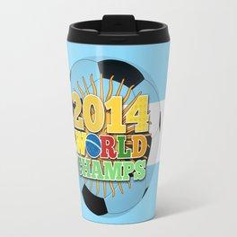 2014 World Champs Ball - Argentina Travel Mug