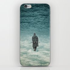 Up is down iPhone & iPod Skin
