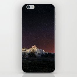 Everest Nightscape iPhone Skin