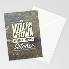 The Modern Town Stationery Cards