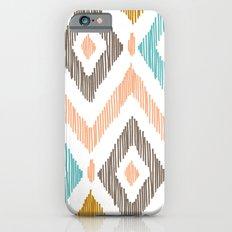 Sketchy Diamond IKAT iPhone 6s Slim Case