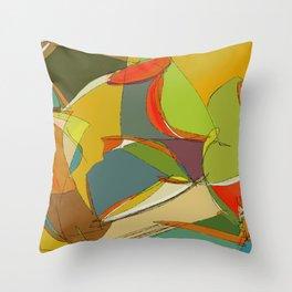 Movement Throw Pillow