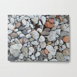 nordic pebbles III Metal Print