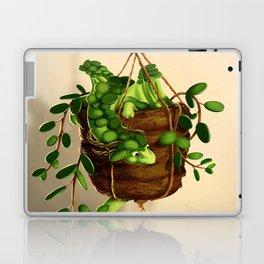 Succulent dragon Laptop & iPad Skin