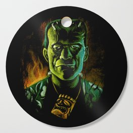 Party Monster Cutting Board