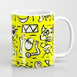 Sundancing with Eggs and Everything Coffee Mug