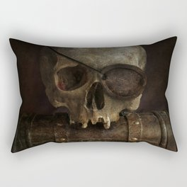 The Lost Treasure Rectangular Pillow