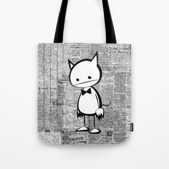 minima - au diable Tote Bag