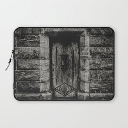 Time Tombs Laptop Sleeve