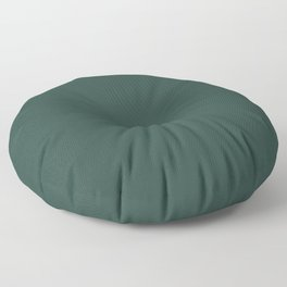 BM Hunter Green 2041-10 - Trending Color 2019 - Solid Color Floor Pillow