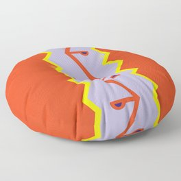 S N A K E Floor Pillow