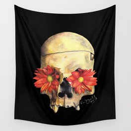 Beauty in Death Wall Tapestry