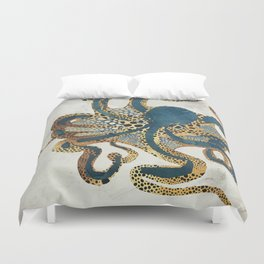Underwater Dream VI Duvet Cover