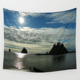 La Push Sunset Wall Tapestry