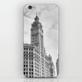 Chicago Iconic Wrigley Building iPhone Skin