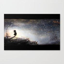 Lapsena Canvas Print