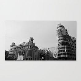 Callao Square Canvas Print