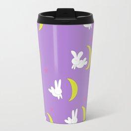 Usagi (Sailor Moon) Bedspread Bunny and Moon  Travel Mug