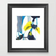 flashflood Framed Art Print