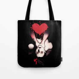 Choke Love Tote Bag