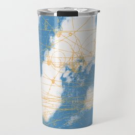 Cloud Chamber Travel Mug