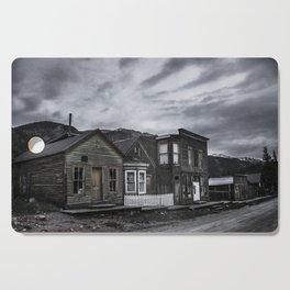 St. Elmo Ghost Town Cutting Board