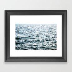Profundus Framed Art Print