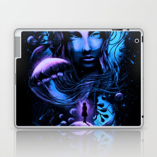 Ocean of Secrets Laptop & iPad Skin