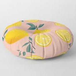 Pink Zest Floor Pillow