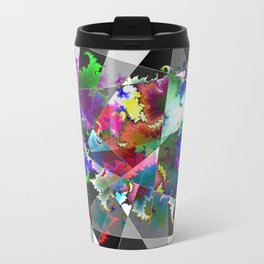 face to face Travel Mug