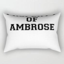 Property of AMBROSE Rectangular Pillow