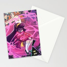 Time to Save a Shooting Star Stationery Cards