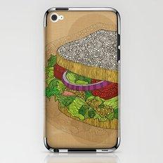 Sanduchito iPhone & iPod Skin