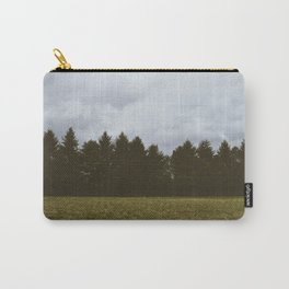 Forest Layers Carry-All Pouch