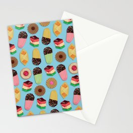Assorted Cookie Pattern Stationery Cards