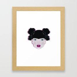 MINNIE Framed Art Print
