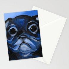 BAGEL EYES Stationery Cards