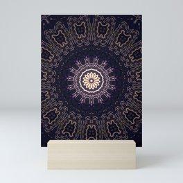 Black Dahlia Mini Art Print