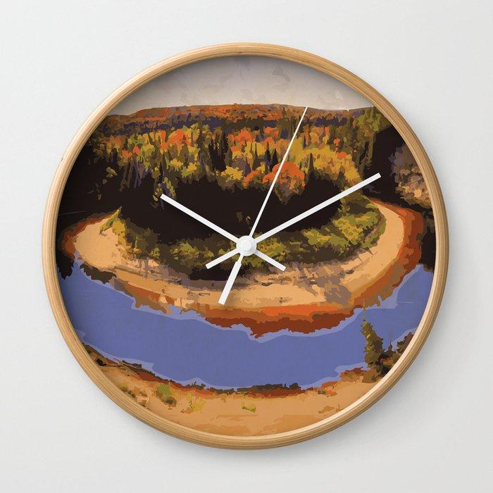 Arrowhead Provincial Park Wall Clock