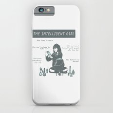 Hermione Granger / The Intelligent Girl iPhone 6s Slim Case
